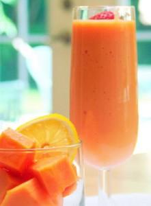 La papaye : Champion des caroténoïdes!