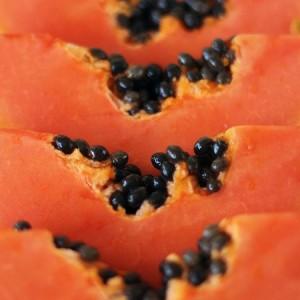 La papaye bio antioxydante